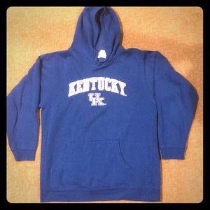 University of Kentucky NCAA hoodie sweatshirt